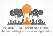 Acceso a la intranet de emprendedores de Paterna