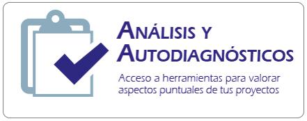 Análisis y autodiagnósticos